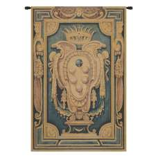 Ciniglia Crest Italian Tapestry Wall Hanging