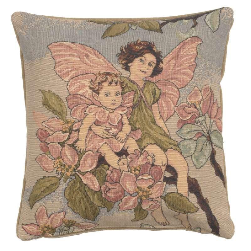 Apple Blossom Fairy Cicely Mary Barker I European Cushion Cover