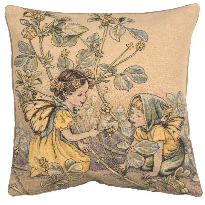 Black Medick Fairy Cicely Mary Barker I European Cushion Covers