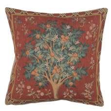 Orange Tree  French Tapestry Cushion