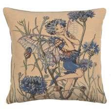 Cornflower Fairy Cicely Mary Barker I European Cushion Cover