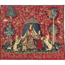 A Mon Seul Desir Desire French Tapestry Wall Hanging