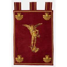 Archange I French Tapestry Wall Hanging