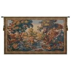 Verdure Aubusson Belgian Tapestry