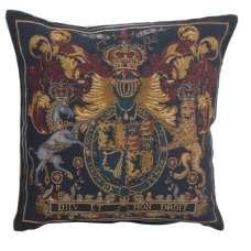 Stuart Crest II Decorative Tapestry Pillow