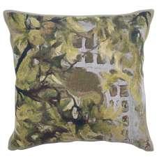 Jardin Tree Belgian Tapestry Cushion
