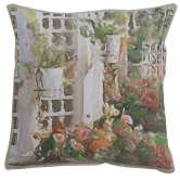 Jardin Pergola Belgian Tapestry Cushion