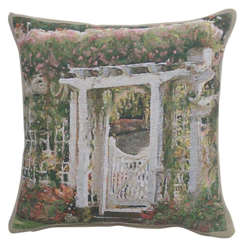 Jardin Poort Belgian Tapestry Cushion