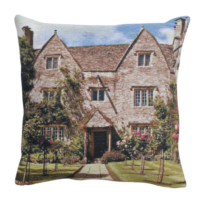 William Morris House  Belgian Tapestry Cushion
