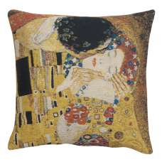 Kiss 2 Belgian Tapestry Cushion