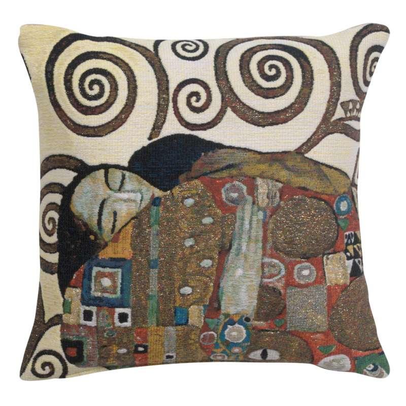 Lebensbaum Fulfillment Belgian Tapestry Cushion