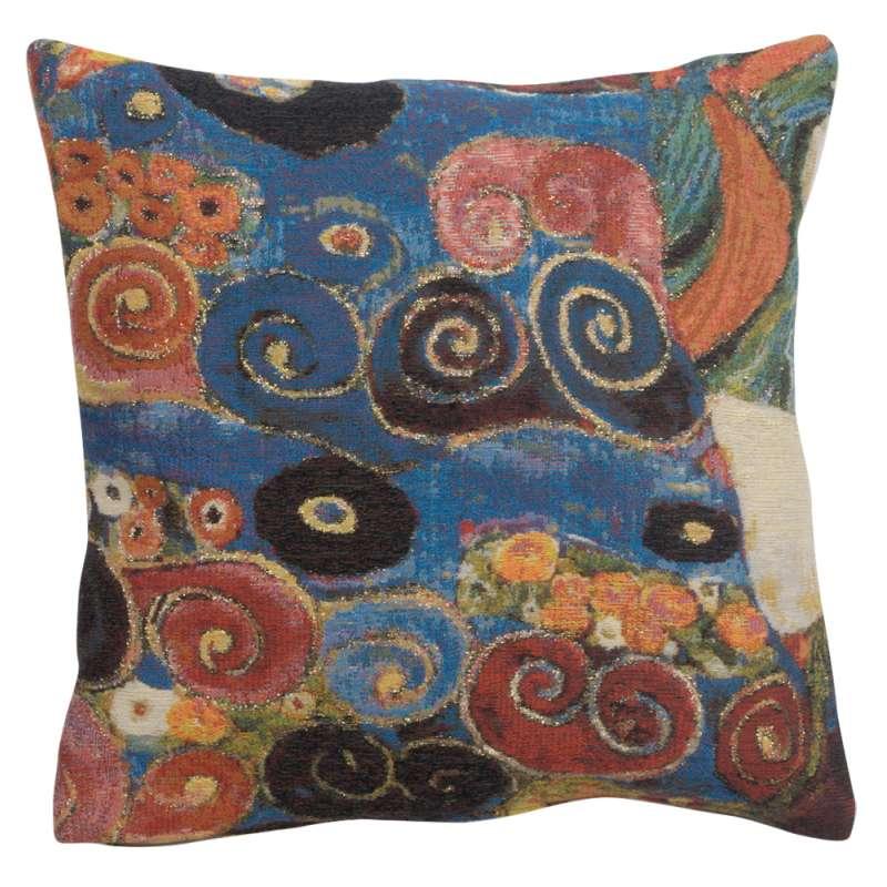 Virgin Dress Belgian Tapestry Cushion