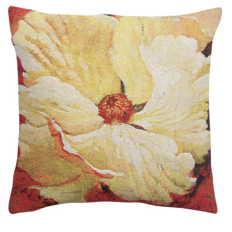 Fragrance I Belgian Tapestry Cushion