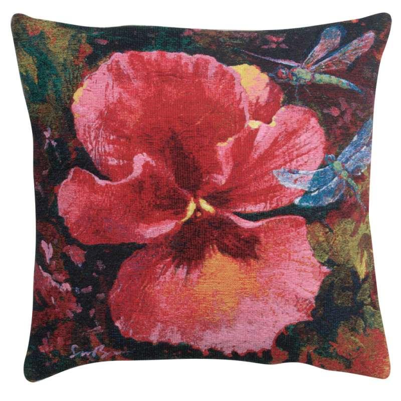 Gratitude I Decorative Tapestry Pillow