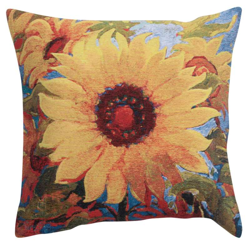 Spellbound I Belgian Tapestry Cushion