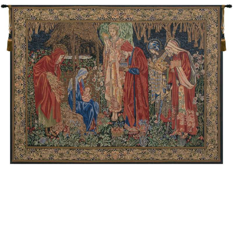 Adoration of the Magi 1 Belgian Tapestry