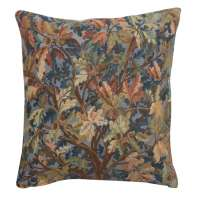 Tree of Life VI Belgian Tapestry Cushion