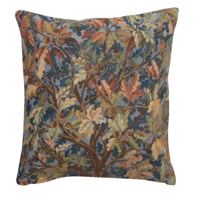 Tree of Life VI Belgian Tapestry Cushion