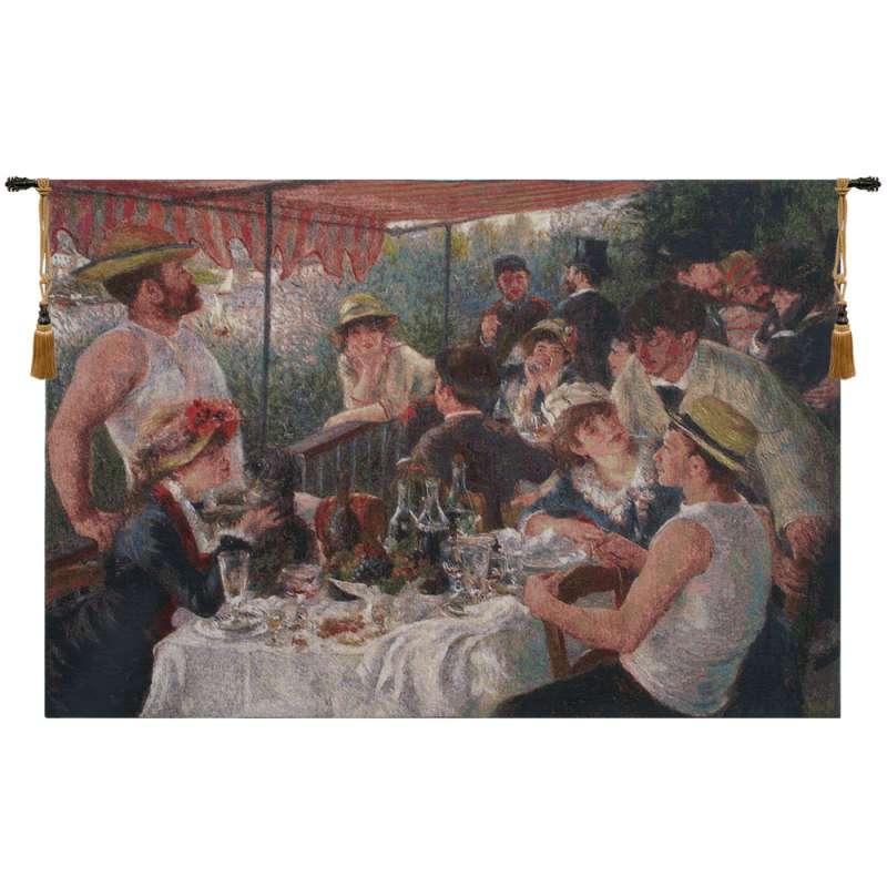 Luncheon of Boating Party Flanders Tapestry Wall Hanging