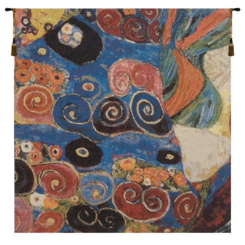 Virgin Klimt Dress Belgian Tapestry Wall Hanging