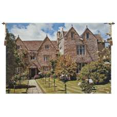 William Morris' House Belgian Tapestry Wall Hanging