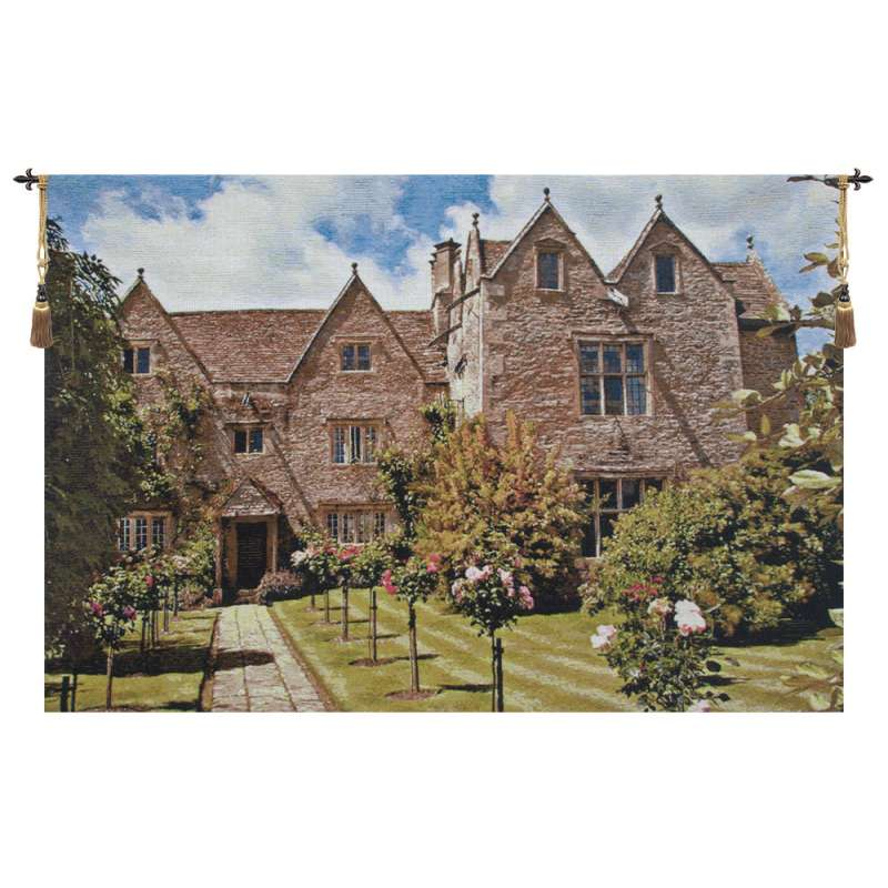 William Morris' House Belgian Tapestry Wall Hanging