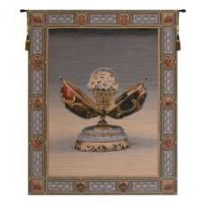 Spring Flower - Russian Jewel II Belgian Tapestry Wall Hanging