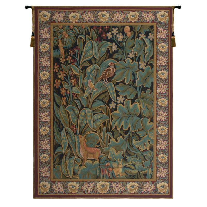 Aristoloche I Flanders Tapestry Wall Hanging