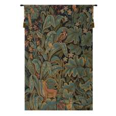 Aristoloche - No border Belgian Tapestry Wall Hanging