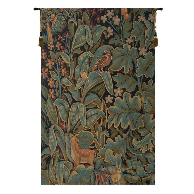Aristoloche - No border Flanders Tapestry Wall Hanging
