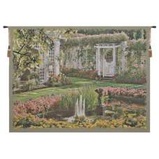 Jardin Top Belgian Tapestry Wall Hanging