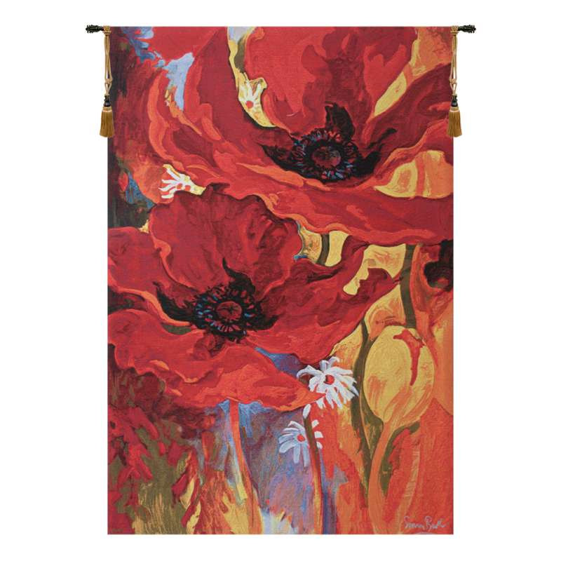 Bright New Day Belgian Tapestry Wall Hanging