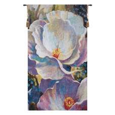 Morning Song I Belgian Tapestry Wall Hanging