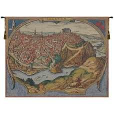 Toledo II Belgian Tapestry Wall Hanging