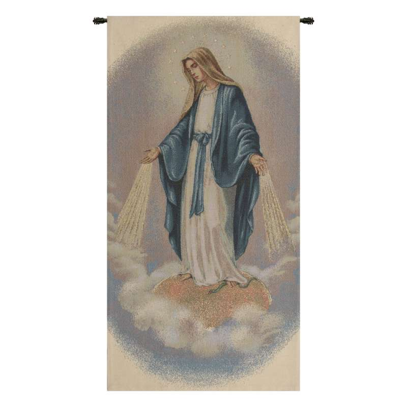 Miraculous Madonna European Tapestries