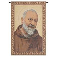Saint Padre Pio European Tapestries
