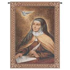 Saint Theresa of Avila European Tapestries