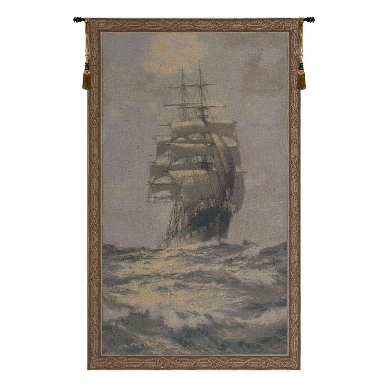 Sailing Ship 2 European Tapestries