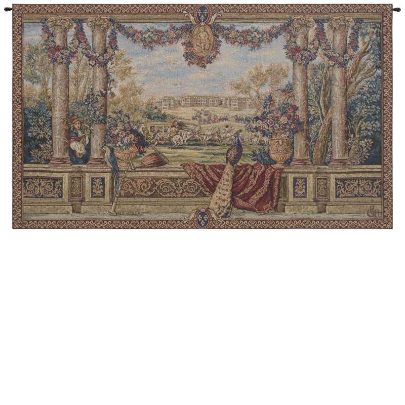 Peacock II European Tapestries