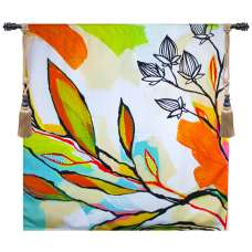 The Blossoms Fine Art Tapestry