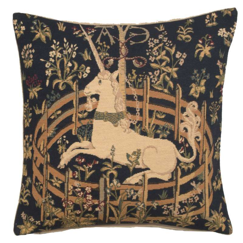 Captive Unicorn European Cushion Cover