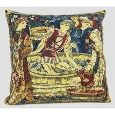 Medieval  European Cushion Cover