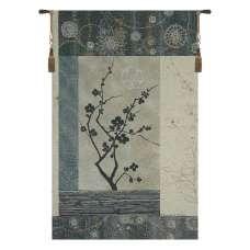Cherry Blossom II Fine Art Tapestry