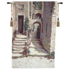 Provence Arch II Fine Art Tapestry
