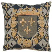 Medieval Crest I European Cushion Cover