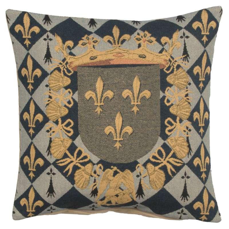 Medieval Crest I European Cushion Covers