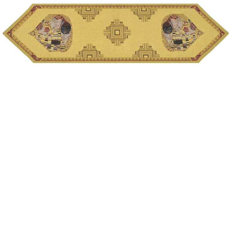 The Kiss Table Runner Tapestry Table Mat