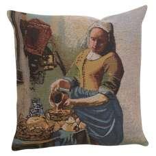 The Servant Girl Belgian Cushion Cover