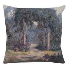 Fanciful Walk Decorative Pillow Cushion Cover