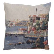 Port Somewhere Decorative Pillow Cushion Cover